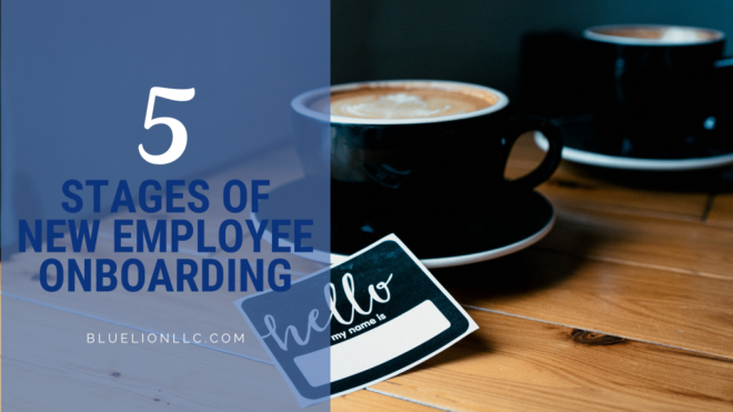 5 Stages of New Employee Onboarding