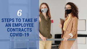 6 Steps to Take if an Employee Contracts COVID-19