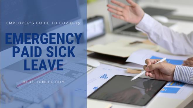 COVID-19 Emergency Paid Sick Leave