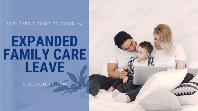 COVID-19 Expanded Family Care Leave