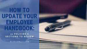 How to Update Your Employee Handbook