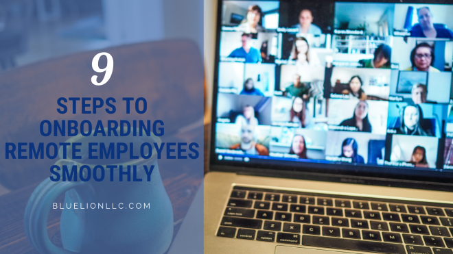 9 Steps to Onboarding Remote Employees Smoothly